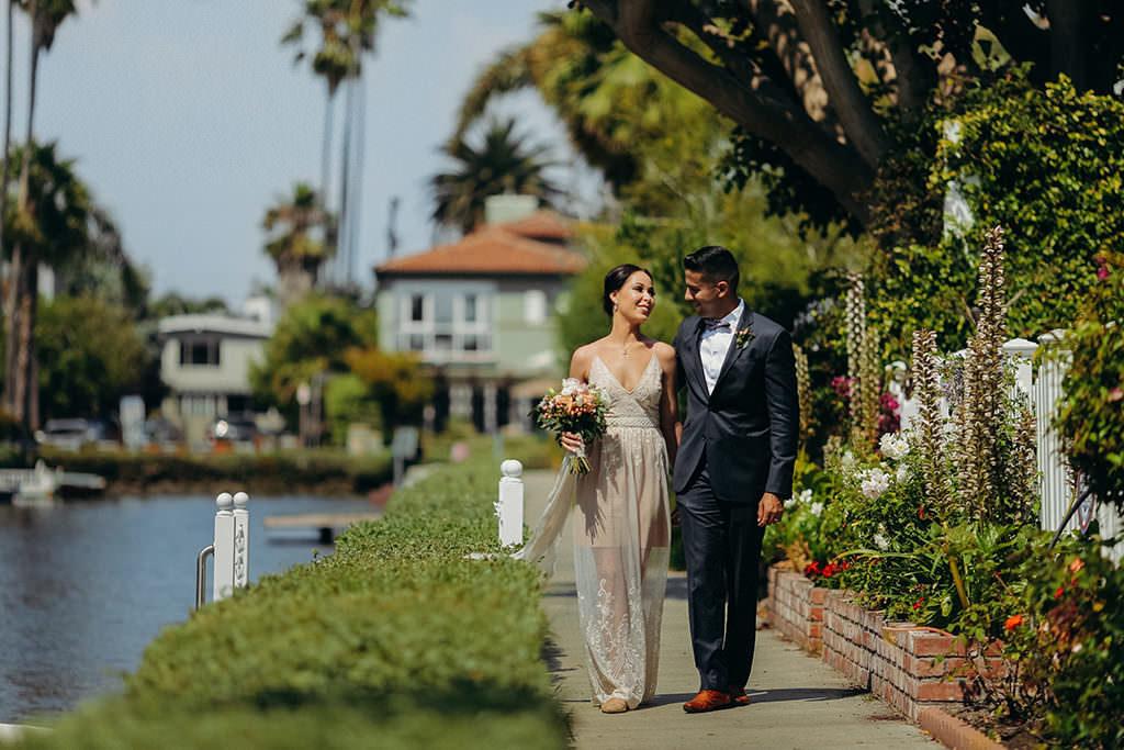 Los Angeles elopement